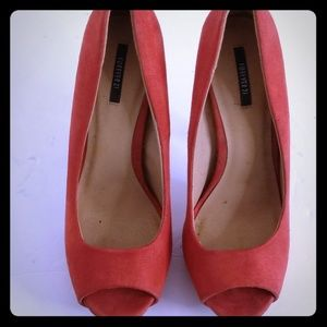 Shoes - Women size forever 21 high heels